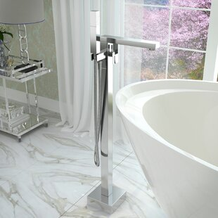 ANZZI Dawn Double Handle Floor Mounted Cl..