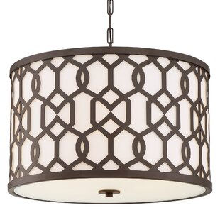 Great Price Wheless 5-Light Outdoor Pendant By Willa Arlo Interiors