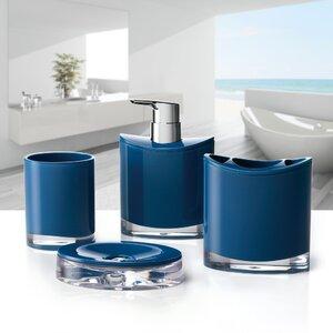 Optic 4-Piece Bathroom Accessory Set