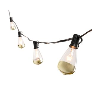Price Check Dipper Edison Bulb LED 10-Light Globe String Light By Catalina Lighting