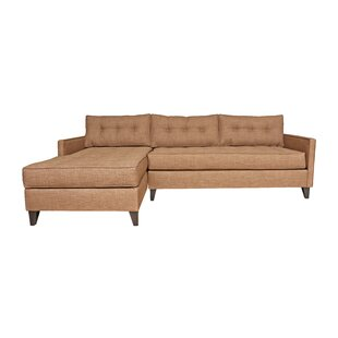 Shop For Jason Reversible Sectional by Poshbin Reviews (2019) & Buyer's Guide