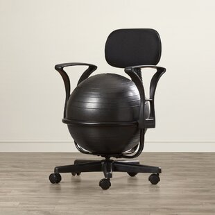 Exercise Ball Chair : stability ball for chair - Cheerinfomania.Com