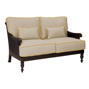 Leona Jakarta Loveseat with Cushions