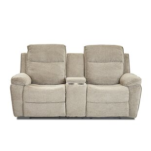Shop Russo Reclining Loveseat by Charlton Home