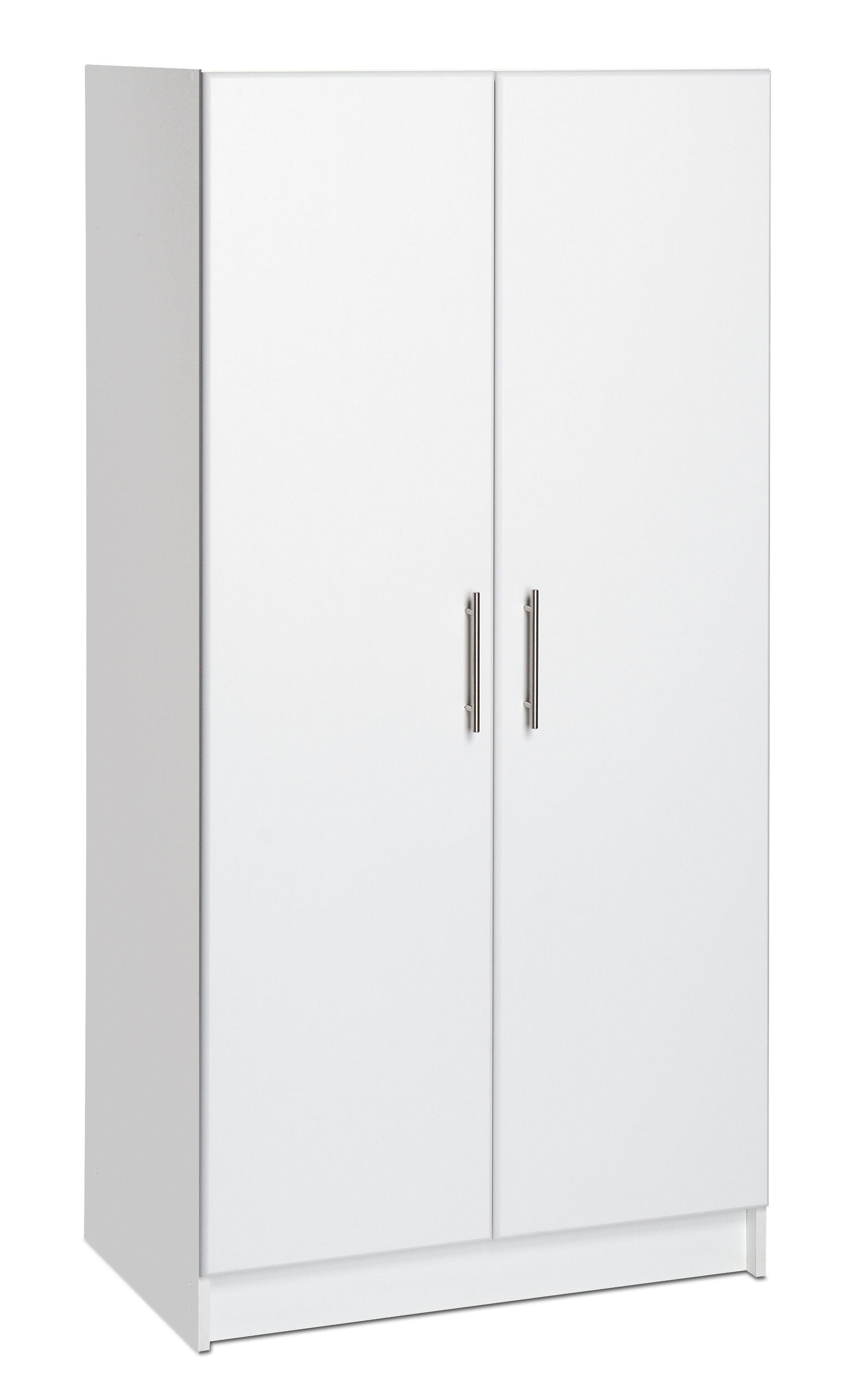 "Cape 5"" H x 5"" W x 5"" D Wardrobe Cabinet"