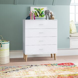 Wallingford 4 Drawer Chest by Mistana