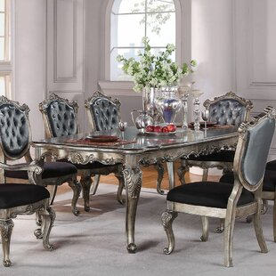 Attrayant Round Formal Dining Table | Wayfair