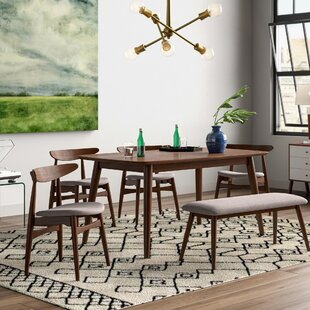 Coral Springs 6 Piece Dining Set