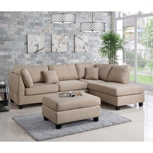 Red Barrel Studio Lauria Sectional