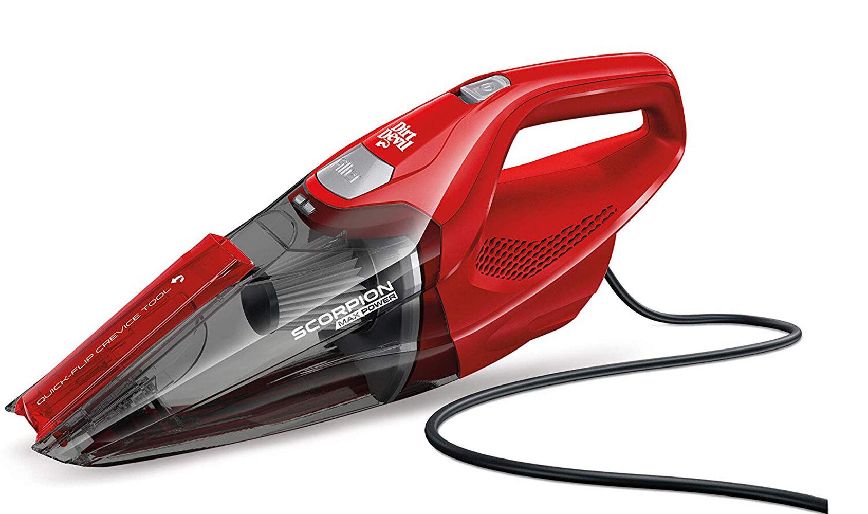 Dirt Devil Scorpion Quick-Flip Handheld Vacuum Cleaner