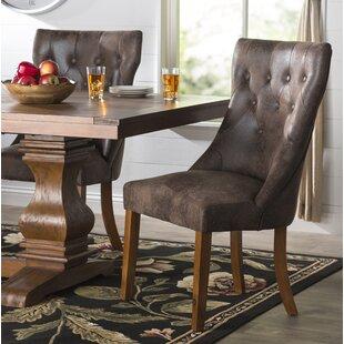 Parfondeval Upholstered Dining Chair (Set..