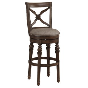 Livingston 26 Swivel Bar Stool by American Heritage