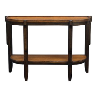 Bloomsbury Market Eugenie Wooden Console Table