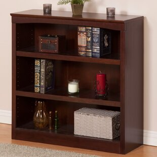 Best Reviews Amias Standard Bookcase by Grovelane Teen