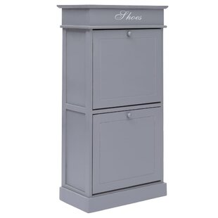 6 Pair Shoe Storage Cabinet By August Grove