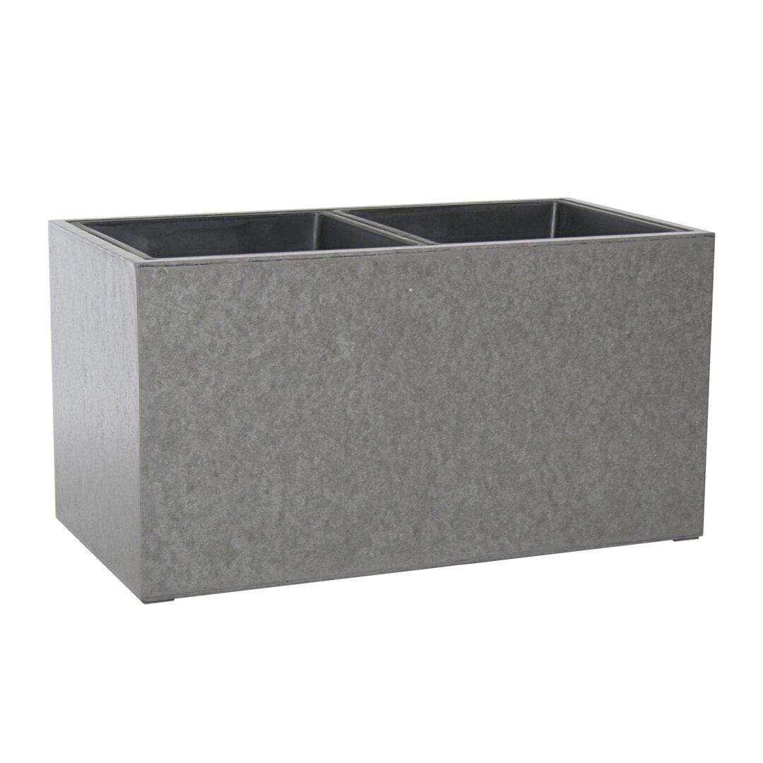 Fast Break Concrete Planter Box