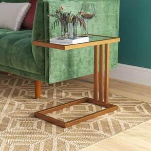 Shaina End Table by Willa Arlo..