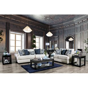 Elizabeth Configurable Living Room Set by Enitial Lab