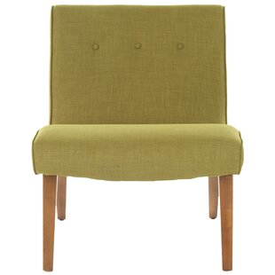 Carbajal Slipper Chair by George Oliver