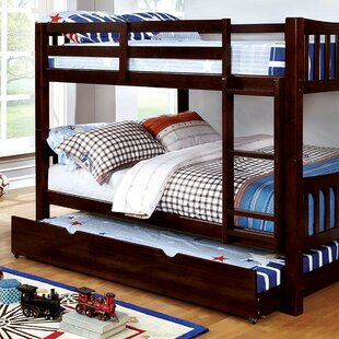 Fontinella Full over Full Bunk Bed by Harriet Bee