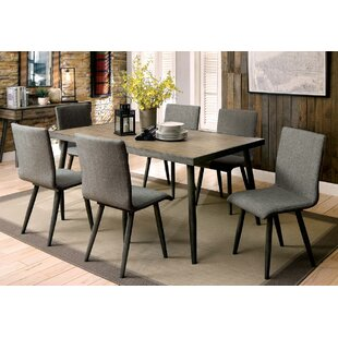 Olsen 7 Piece Dining Set Brayden Studio