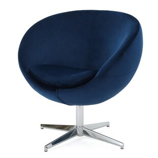 Ted Swivel Barrel Chair