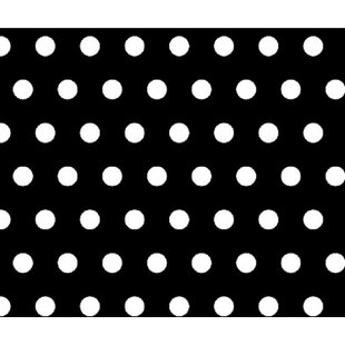 Compare prices Polka Dots Fitted Crib Sheet By Sheetworld