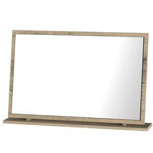 Rosio Rectangular Dresser Mirror By Brambly Cottage
