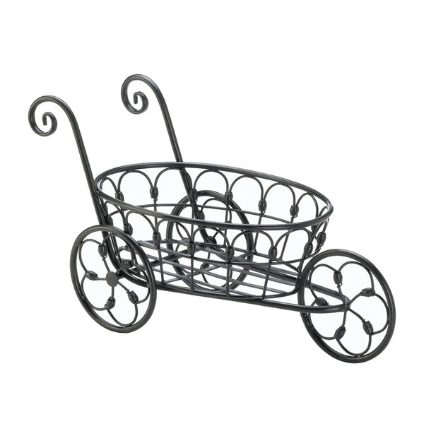 Outdoor Flower Cart
