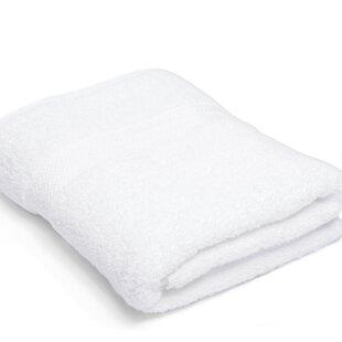 Commercial 100% Cotton Bath Towel (Set of 6) By Martex
