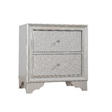 Finnley 2 Drawer Nightstand by House of Hampton®