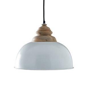 Nolia 1-Light Dome Pendant..