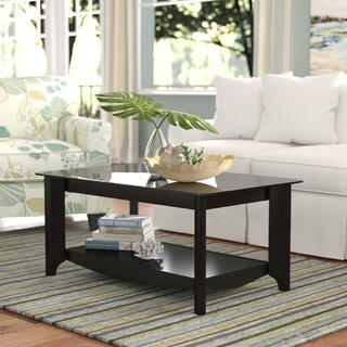 Wentworth Coffee Table by Latitude Run SKU:EE609221 Check Price