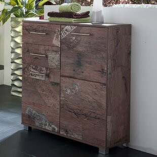 Xandra 84 X 95cm Free Standing Cabinet By Wrought Studio