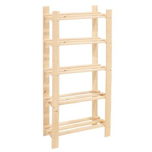 Bookcase By Natur Pur