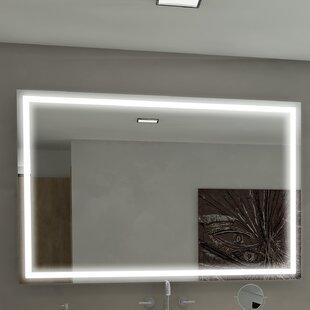 Paris Mirror Harmony Illuminated Bathroom/Vanity Wall Mirror