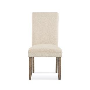 Elegant Romeo Upholstered Dining Chair (Set Of 2)