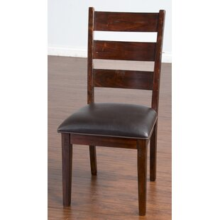 Midvale Upholstered Dining Chair Loon Peak