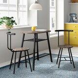 Smyrna 3 Piece Dining Set by Zipcode Design™