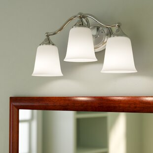 Shop For Morton 3-Light Vanity Light By Charlton Home
