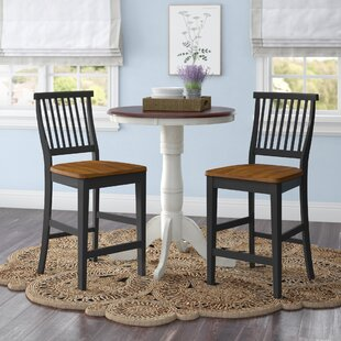 Benally 24 Bar Stool Three Posts