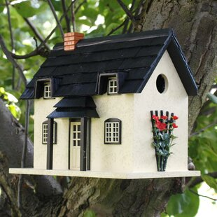 Choe Bird House By Archie & Oscar