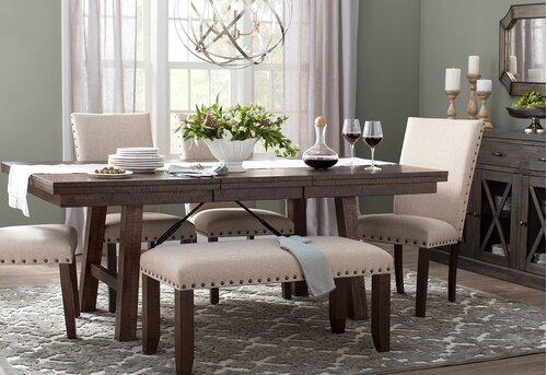 200 Modern Farmhouse Dining Room Design Ideas Wayfair