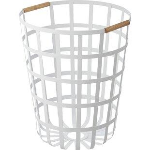 Tosca Round Laundry Basket By Yamazaki