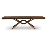 Exeter Extendable Solid Wood Dining Table by Copeland Furniture
