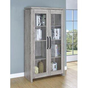 Gracie Oaks Mccann Curio Cabinet