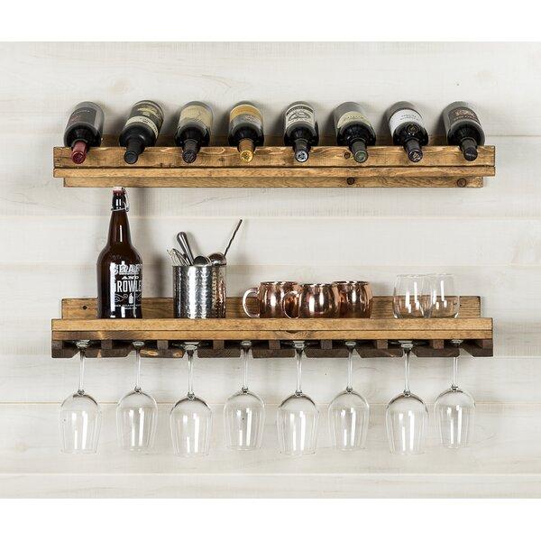 Rustic Wine Racks You'll Love | Wayfair