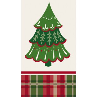Jake Metallic Christmas Traditions Hand Towel (Set of 15)