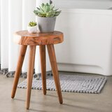 Pleasant Modern Contemporary Tree Stump Stool Allmodern Camellatalisay Diy Chair Ideas Camellatalisaycom