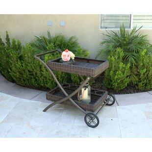 Brayden Studio Deguzman Tea Cart